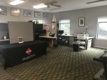 divided office space